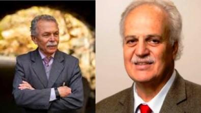 Ricardo Galvão e Carlos Nobre recebem o prêmio Liberdade e Responsabilidade Científica