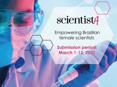 Brasileiras que atuam nos Estados Unidos podem concorrer ao prêmio ScientistA