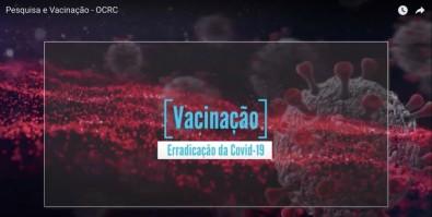 Centro de Pesquisa em Obesidade e Comorbidades divulga vídeo em favor da vacinação contra COVID-19