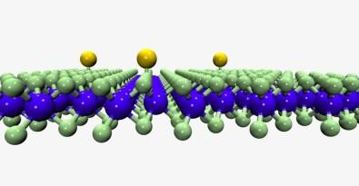 Átomos de ouro melhoram a condutividade elétrica de transistores