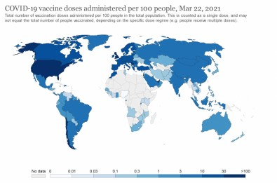 Slow pace of vaccination could jeopardize capacity to reduce number of COVID-19 deaths