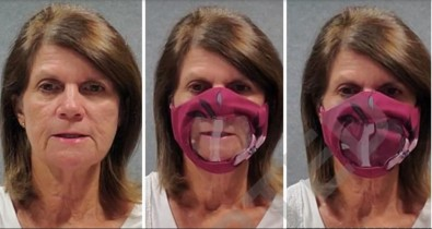 Máscaras transparentes aumentam em 10% a compreensão da fala, aponta estudo