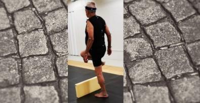 Estudo revela por que pacientes com Parkinson têm dificuldade para ultrapassar obstáculos ao caminhar