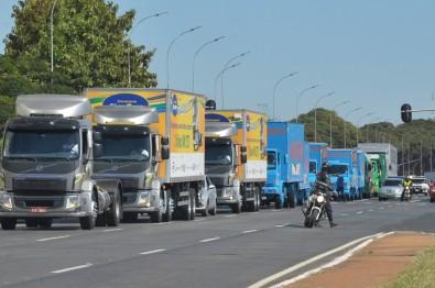 Estudo aponta biogás como alternativa promissora ao diesel para caminhões