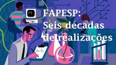"""FAPESP lança 1º fascículo digital do livro """"FAPESP 60 anos: Ciência, Cultura e Desenvolvimento"""""""