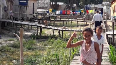 Comunidade amazônica transforma resíduos em insumos