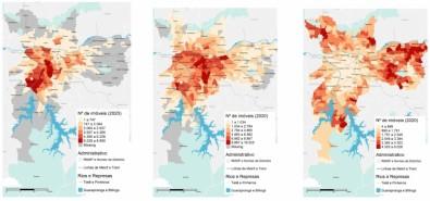 Espaços habitados pelos mais ricos na cidade de São Paulo estão cada vez mais elitizados, indica estudo
