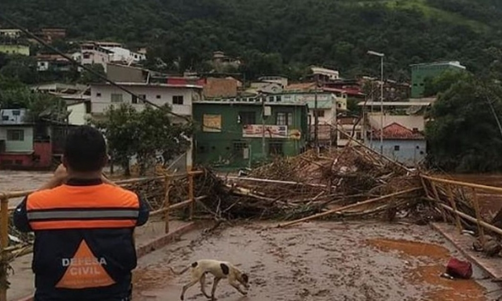 Climate change caused the devastating floods of 2020 in Minas Gerais, Brazil, study concludes