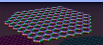 Técnica permite ganho de escala na produção de materiais com grafeno