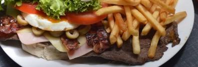 Tamanho exagerado de porções é um dos fatores da obesidade