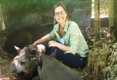 Doutoranda na USP é finalista do prêmio holandês Future For Nature