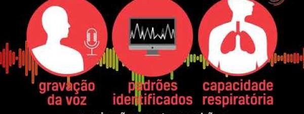 Ciência SP   Insuficiência respiratória identificada pela voz