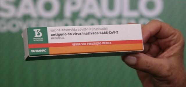 Butantan anuncia nova vacina para COVID-19